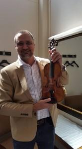 Die Stradivarius is uiters waardevol