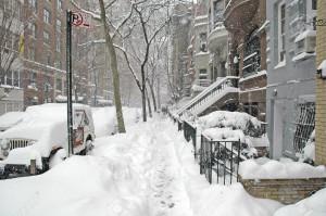'n Straat in New York City