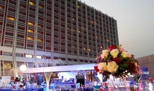 Abuja is die hoofstad van Nigerië wat binne 'n rekorttyd tot een van die grootste stede in die streek ontwikkel het. Dit is die hartklop van die Wes-Afrikaland se regering en die bedrywige voorportale van hotelle is 'n sprekende voorbeeld van die pols van die stad.