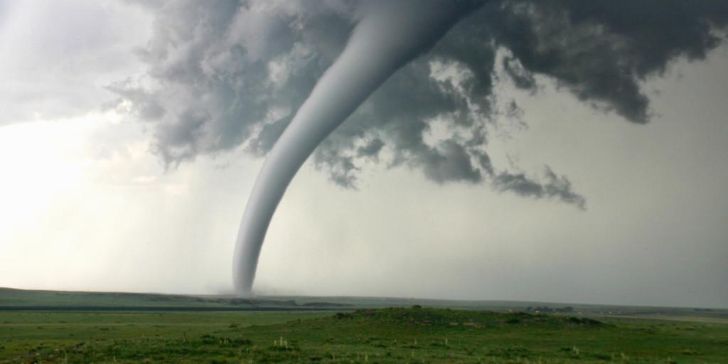 Hoe vorm 'n tornado?