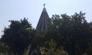 Mosambiek het 'n baie groot Katolieke bevolking en oral is daar pragtige kerkgeboue.
