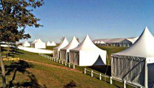 Die Kaasfees op Sandringham plaas naby Stellenbosch en die Paarl.