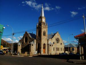 Die NG Kerk op Burgersdorp
