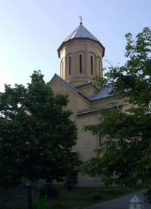 Godsdiens speel n belangrike rol in Georgië. Oral is kerke en katedrale te sien. Van hierdie geboue dateer terug tot by die Bisantynse era.