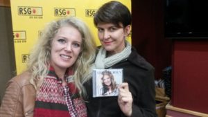 Steffie by Amore Bekker toe haar CD op Tjailatyd bekend gestel is.