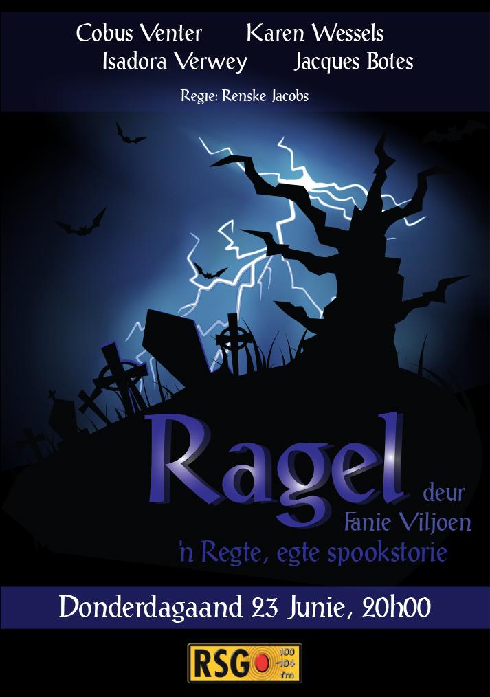 Ragel is 'n koue-rillings-drama – luister weer