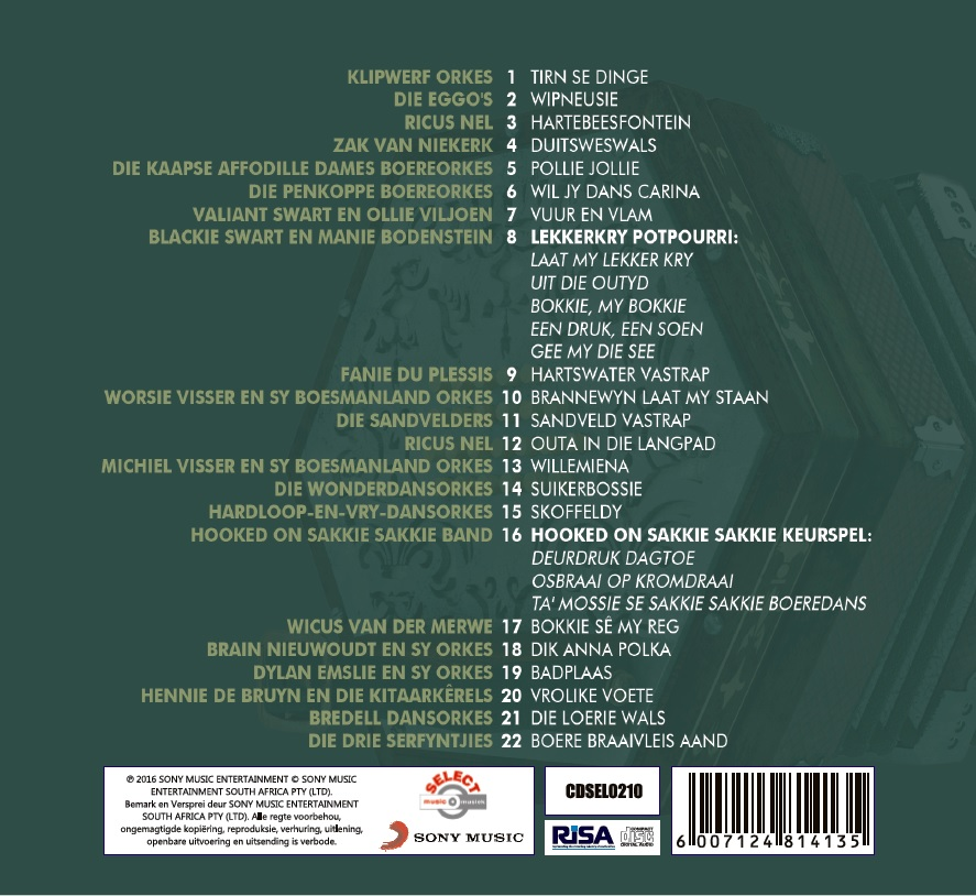 rsg-boeremusiek-sonder-grense-tracklist