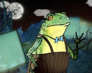 Feeskunstenaar Charles Badenhorst se animasies bekoor