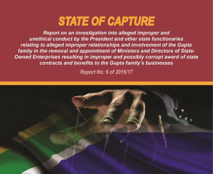 Staatskapingverslag: Die jongste nuus