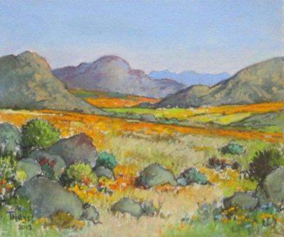 Kunstenaarsprofiel: Conrad Theys