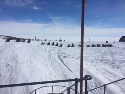 Die wonder van Antarktika