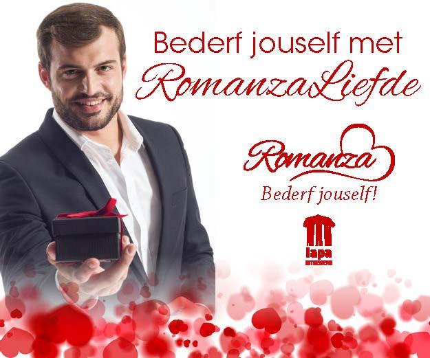 Bederf jouself met RomanzaLiefde liefdesverhale vir die romantiese hart.