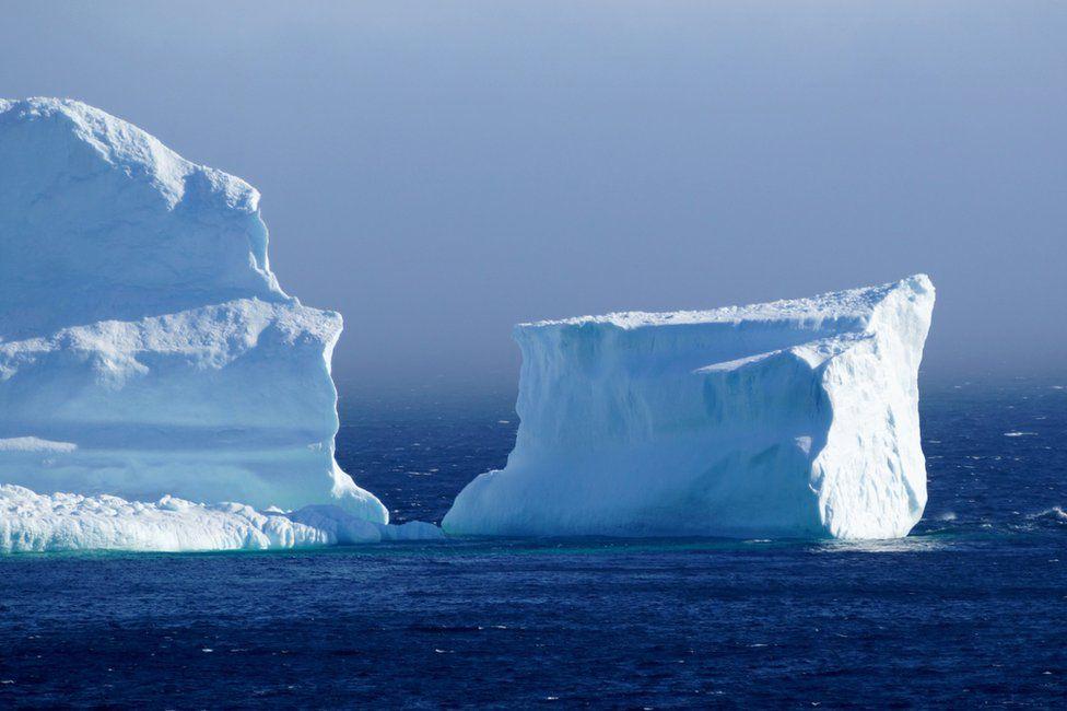 Kan mens 'n ysberg van Antarktika na Kaapstad sleep?