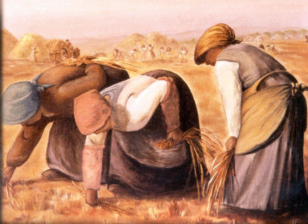 Reeds in die Ou Testament het vroue hulle verset teen onreg