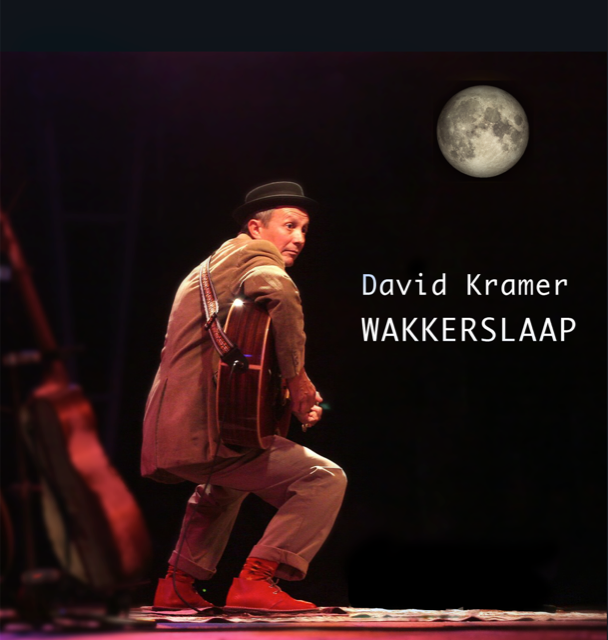 David Kramer se 'Wakkerslaap' CD is welkome bries