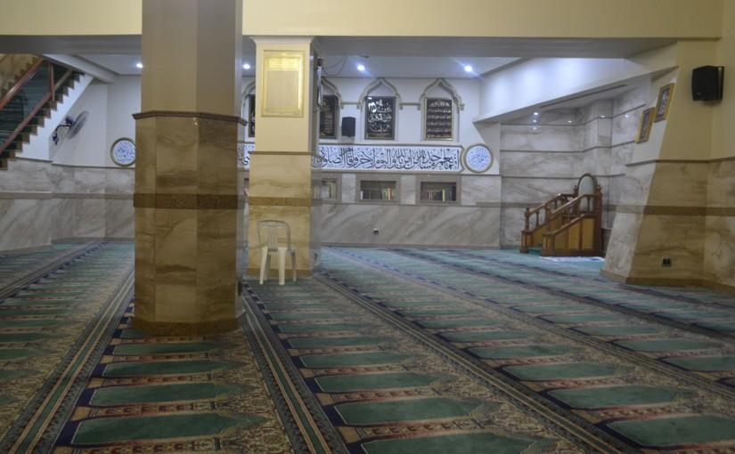 Staptoer lei na oudste moskee in Bo-Kaap