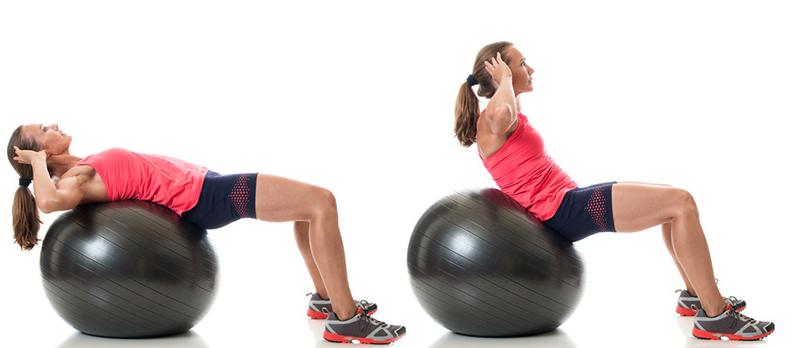 Versterk jou maag- en rugspiere: vanaf week#10