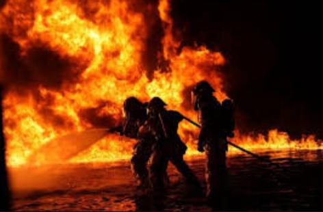 Skadevergoeding teen buurman as brand op sy plaas ontstaan het?