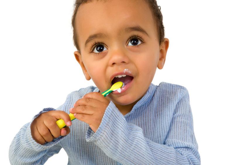 Het jou 3-jarige al 'n mondhigiënis/tandarts besoek?