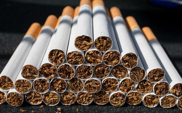 Informele sektor wemel van onwettige sigarette