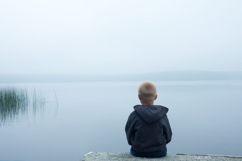 Depressie en selfdood by kinders
