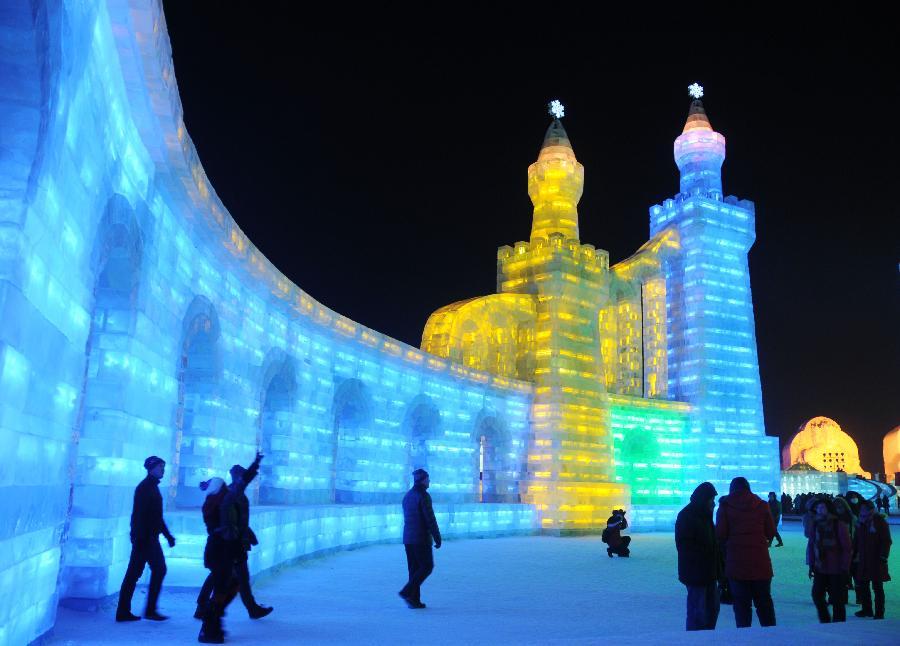 Mongolië se ysfees laat jou nie koud