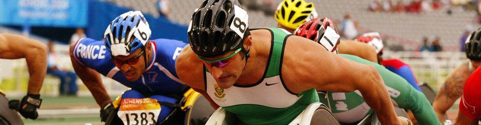 17 medaljes vir ons Paralimpiese span