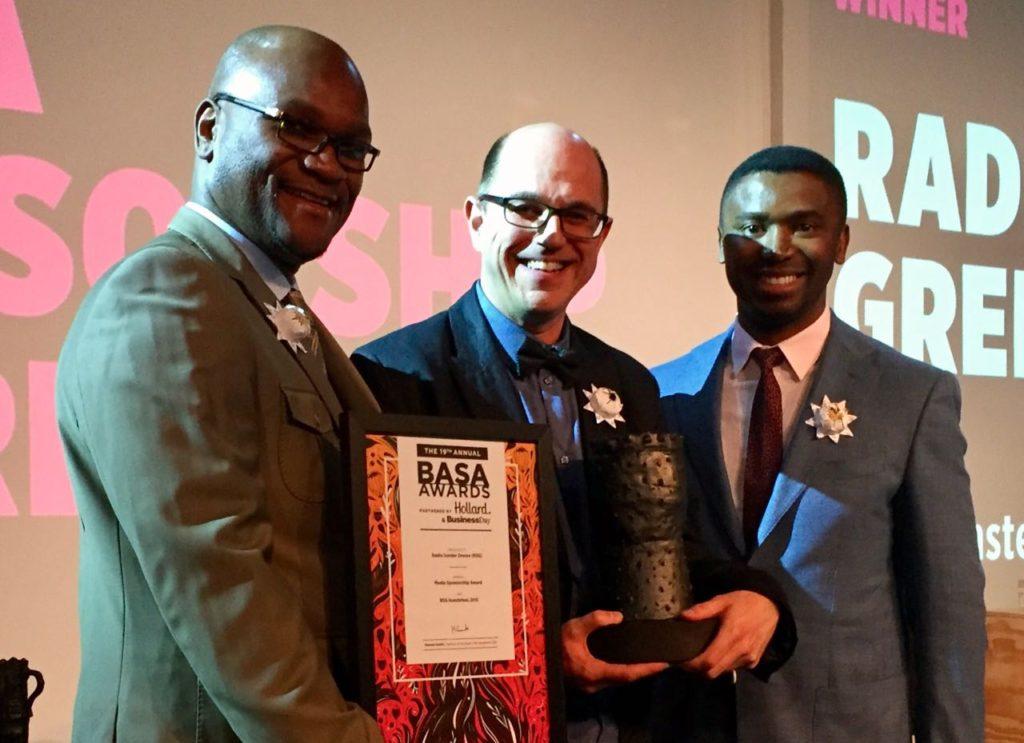 RSG Kunstefees wen 2e BASA toekenning