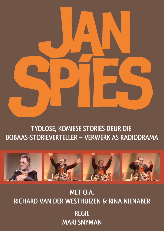 3e Kort komiese radiodramas deur Jan Spies
