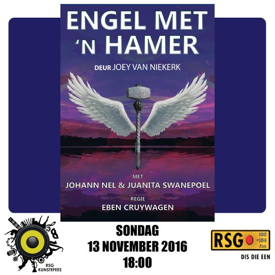 Drama: Engel met 'n hamer