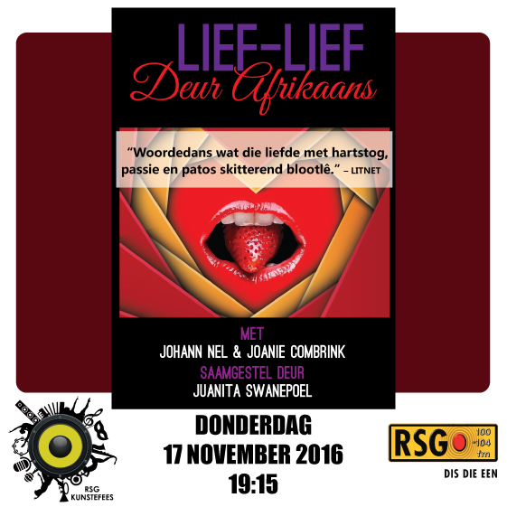 Liefdesverse: Lief-lief deur Afrikaans