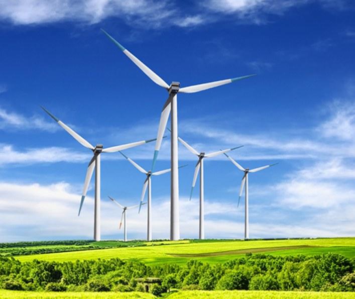 Hoekom het windturbines net drie vinne?