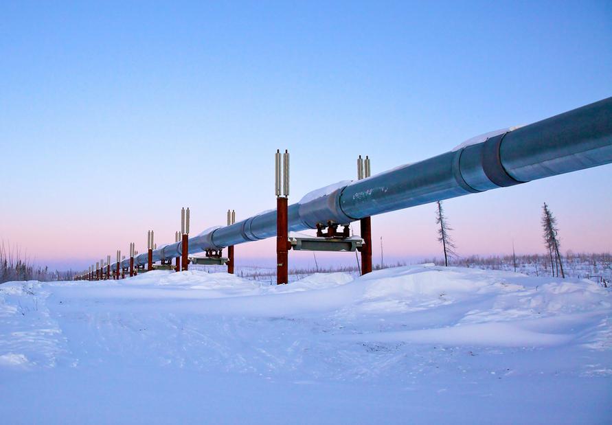 Waar kom Alaska se olie vandaan?