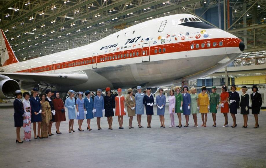 Feitedagboek: Boeing 747 se 1e vlug in 1969