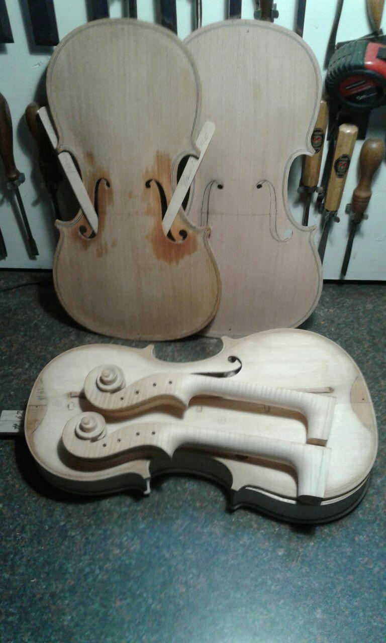 Luister vanaand: Die vioolmaker, Fynbesnaard