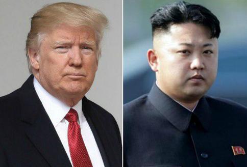 Wêreld wag op Trump en Rocket Man se ontmoeting