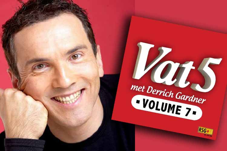 Vat 5 Volume 7 is op die rak!