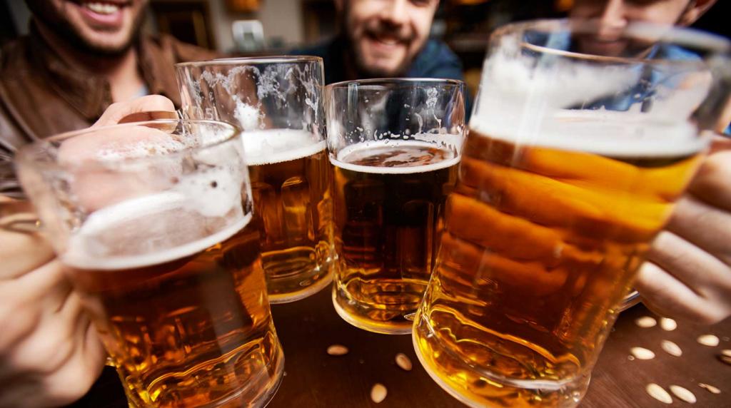 Het jy 'n alkohol-probleem?
