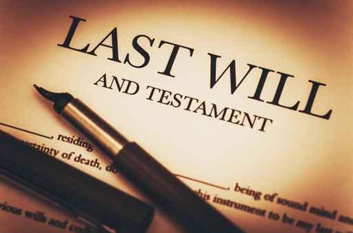 Bekroonde 'Die testament' op RSG