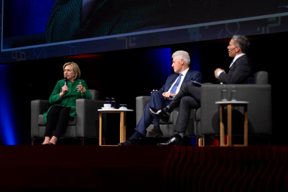 Jody leer baie by Leadership Summit