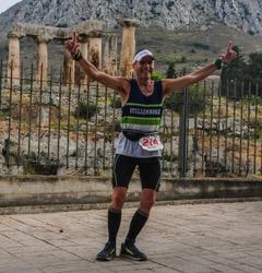 In die spore van Griekse held: 246 km in 36 uur