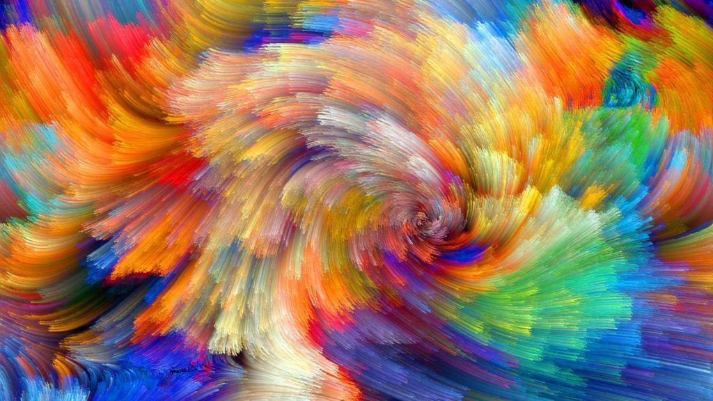 Die effek van kleur op die brein