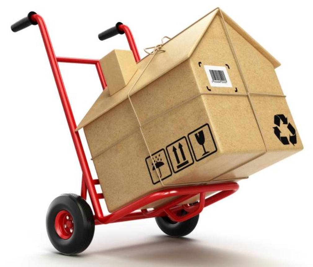 Wie betaal jou verhuisingskoste?
