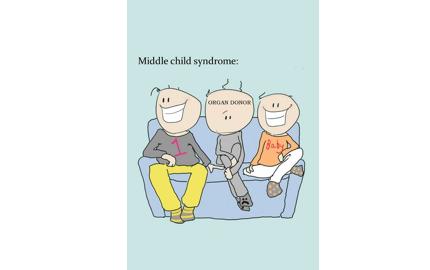 Middelkind-sindroom?