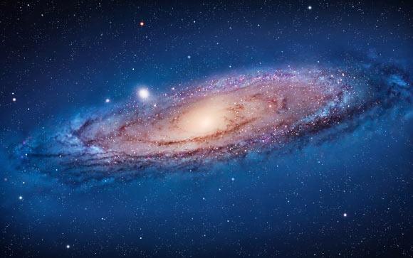 Kyk só na Andromeda, ons sustergalaksie