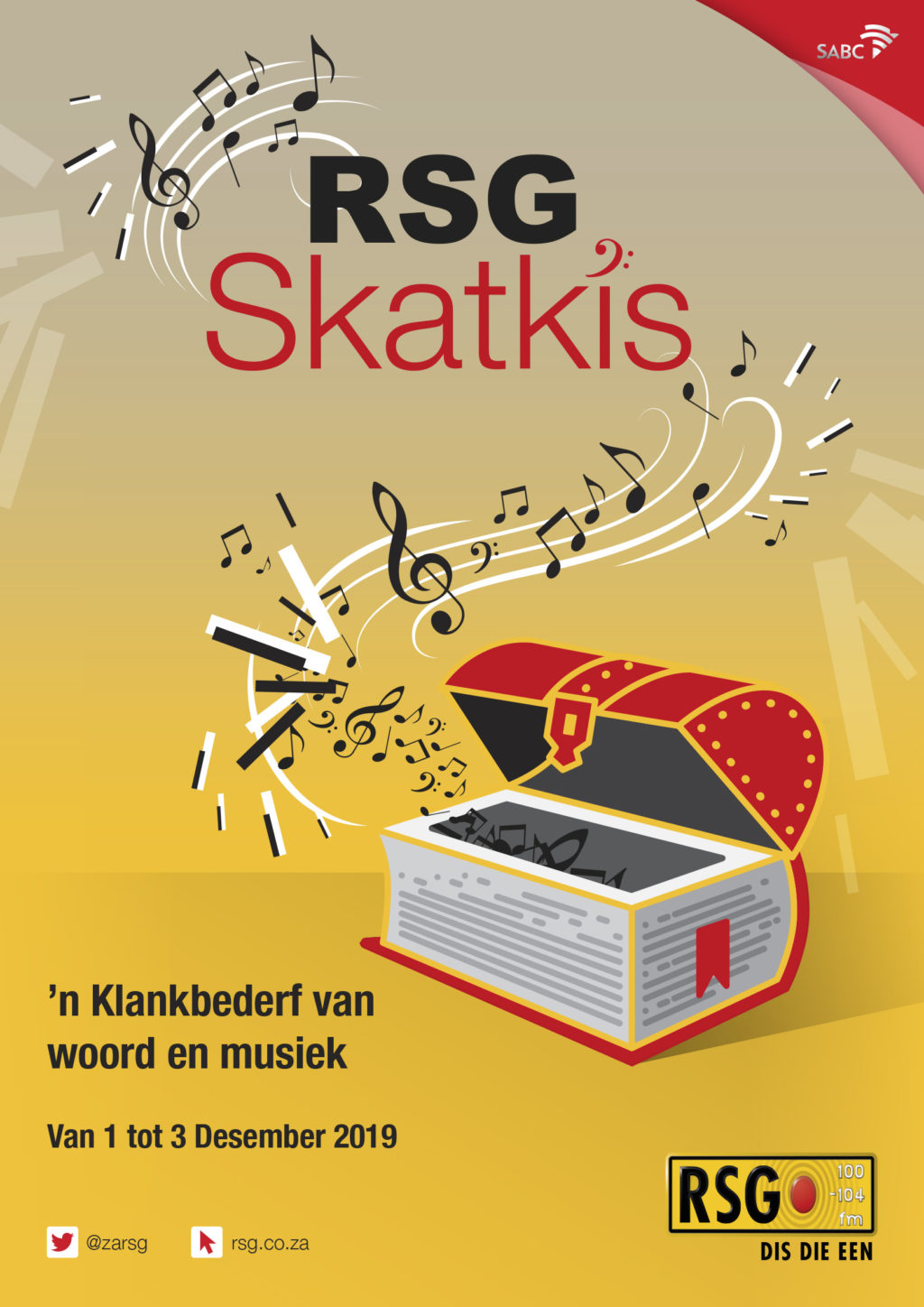 Skatkis 2019: die program