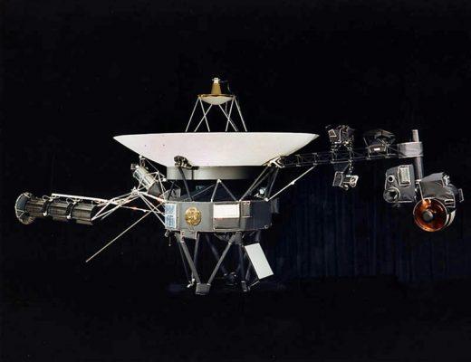 Die reise van die Voyager-satelliete