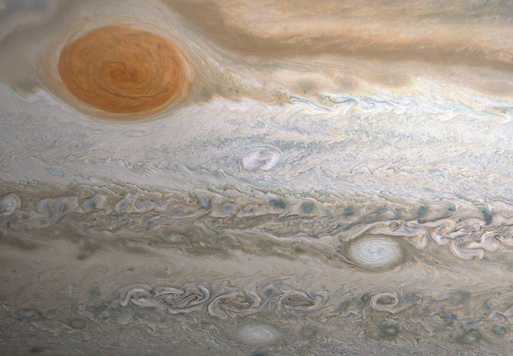 Suid-Afrikaner ontdek kol op Jupiter