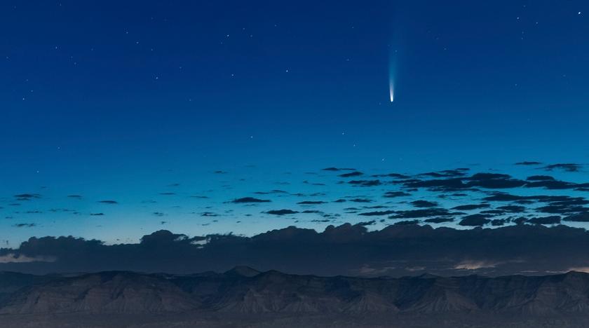 Sien komeet Neowise só