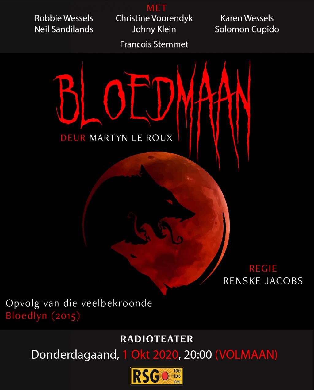 Bloedmaan – weerwolwe, reeksmoorde en volmaan laat jou ril